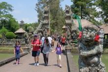 外国游客人数达到目标      旅游部长赞赏酒店和餐馆