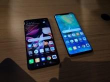 华为手机在中国出货量猛增       苹果手机大幅下滑