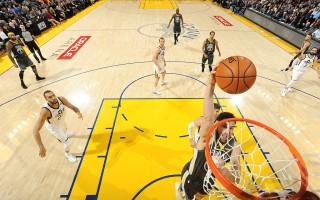 NBA 常规赛 : 勇士、凯尔特人胜对手