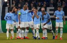 欧冠 1/8 决赛 : 曼城逆转沙尔克04        尤文不敌马竞
