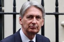 外媒 : 中国称欢迎英国财政大臣来访