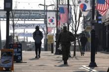 美韩停止最大规模军演        将被小规模演习取代
