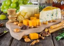 有助于减肥的三种奶酪