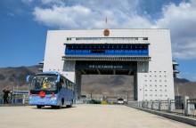 中朝集安—满浦公路口岸正式开通