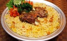 学会制作中东特色开斋主食阿拉伯香饭