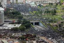 香港立法会继续取消《逃犯条例》修订二读    北京称支持港府依法予以处置