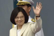 """台湾领导人称香港局面表明 """"一国两制"""" 不可接受"""