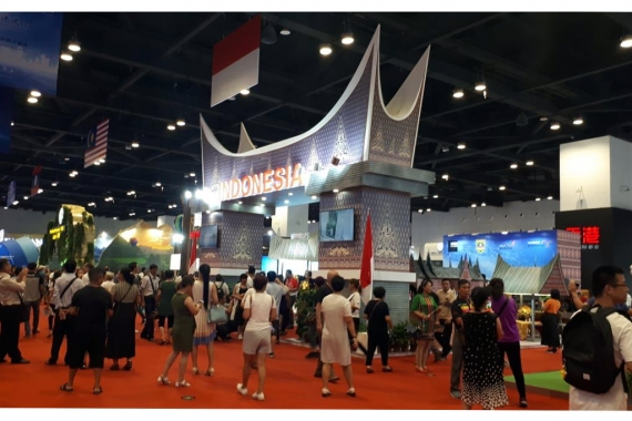 Caexpo 2018 (photo : Indonesia Ministry of Trade)