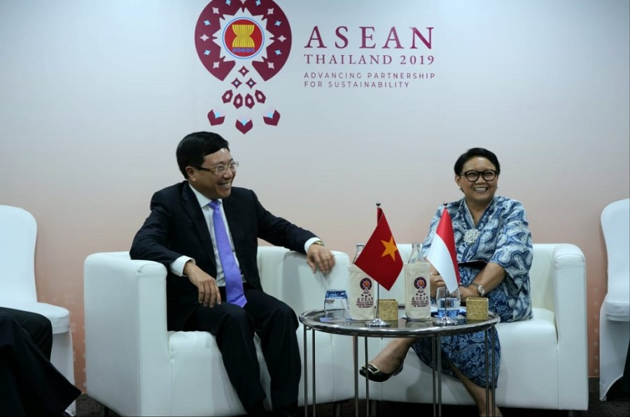 photo : Ministry of Foreign Affairs, Republic of Indonesia