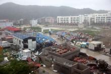 """""""利奇马"""" 已致49死     台风强度逐渐减弱"""