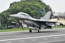 美对台出售F-16V战斗机     中方敦促美取消售台战机