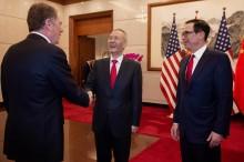 中美将10月在华盛顿恢复贸易谈判