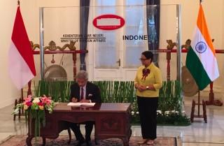 印尼-印度目标2025年达成500亿美元贸易合作
