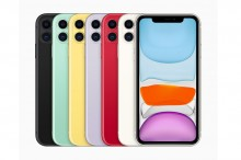 苹果发布最新手机iPhone 11、iPhone 11 Pro和iPhone11 Pro Max