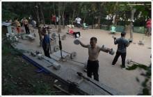 中国老年人长期体力活动帮助保持身体健康