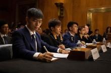 香港民主活动人士呼吁美国向中国施压