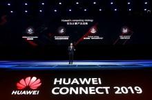 外媒 :华为发布全球最快AI训练集群