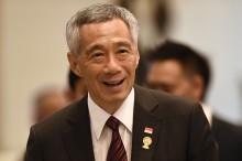 李显龙谈中美贸易战 : 亚洲国家依赖稳定的中美关系