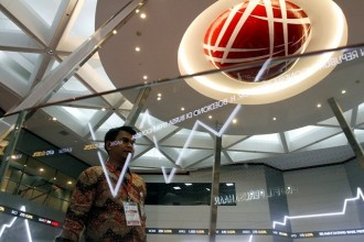 印尼和中国市场周一上涨
