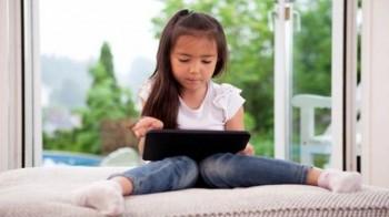 过度设备使用对儿童带来负面影响