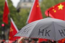 """香港 """"侮辱国旗案"""" 宣判 :  被告判处社区服务200小时"""