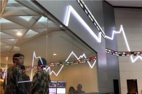 印尼和中国市场周二开盘涨跌不一