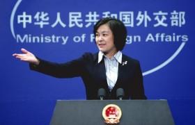 中国外交部谈美非政府组织如何支持反中乱港分子