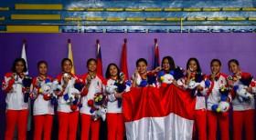 """强台风 """"北冕"""" 登陆菲律宾  :  印尼公民和运动员不受影响"""