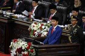 佐科威总统被评为2019年亚洲人物