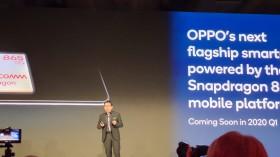 OPPO称新设备搭载最新骁龙芯片