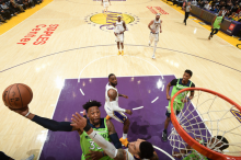 NBA常规赛9日综述