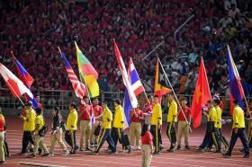 东南亚运动会正式落幕      越南成为下一届东道主