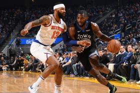 NBA常规赛12日综述 :  勇士不敌尼克斯       雄鹿力克鹈鹕