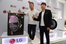 LG 推出搭载人工智能和直驱电机技术的洗衣机