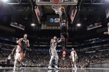 NBA常规赛20日综述 :   马刺、步行者获胜