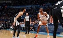 NBA常规赛 : 马刺 114-106 雷霆