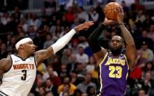 NBA常规赛13日综述 : 太阳胜勇士     掘金不敌湖人