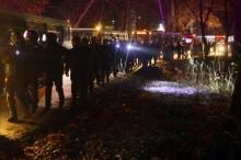 外媒 : 乌克兰居民暴力抗议反对本国公民从武汉撤回