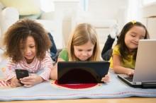 """创建""""精通互联网的孩子""""的技巧"""