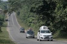 交通部为防止疫情的扩散呼吁民众取消今年返乡过节计划