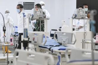 佐科威总统呼吁观察境外输入病例的风险