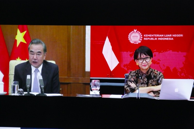 Photo : Foreign Affairs Ministry of Indonesia