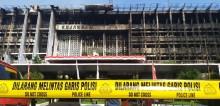雅加达最高检察署发生火灾    警方今天赴现场进行调查