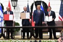 以色列与阿联酋开启两国外交关系