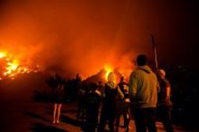 美国火灾烟雾已经飘到欧洲