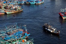 产品包装发现新冠病毒    中国禁止印尼出口商进口海鲜