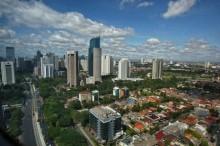 雅加达第二期社交隔离措施将笼罩印尼经济形势