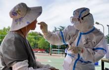 中国27日新增确诊病例21例    均为境外输入