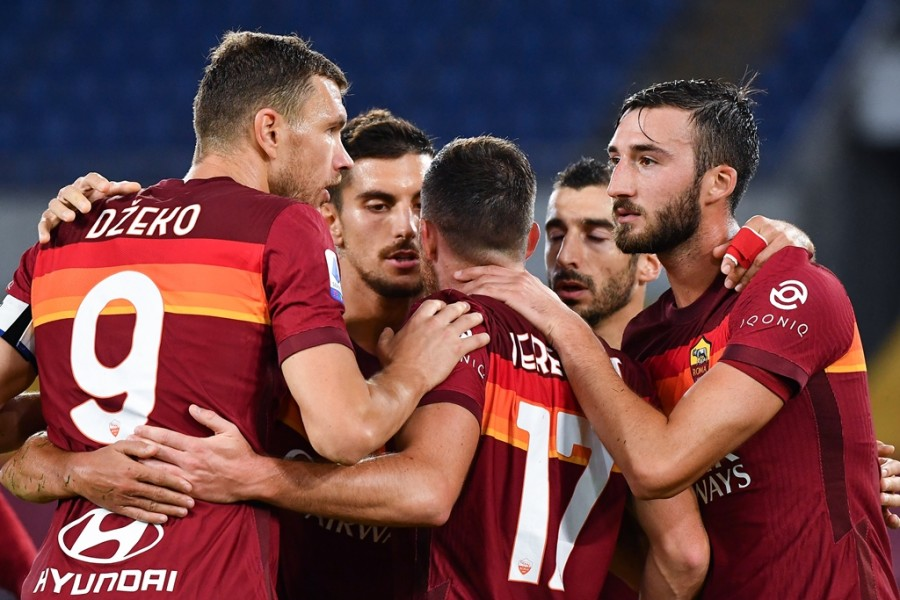 AS Roma vs Benevento. (Photo: AFP/Tiziana Fabi)