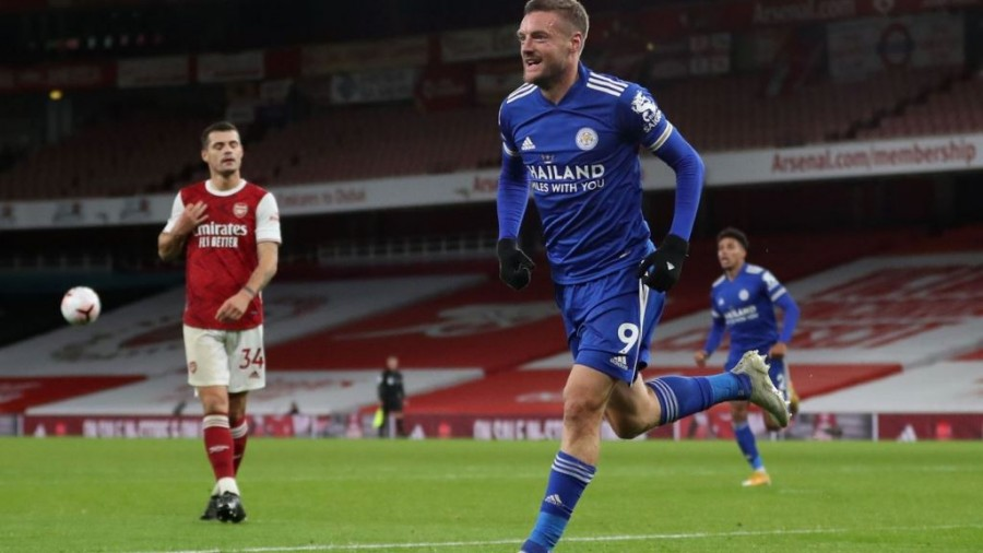 Arsenal vs Leicester City (premierleague.com)
